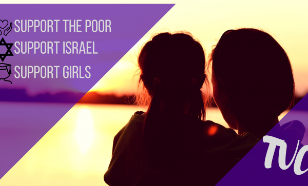 best Jewish charity educate women and girls in israel